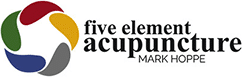 five element acupuncture logo